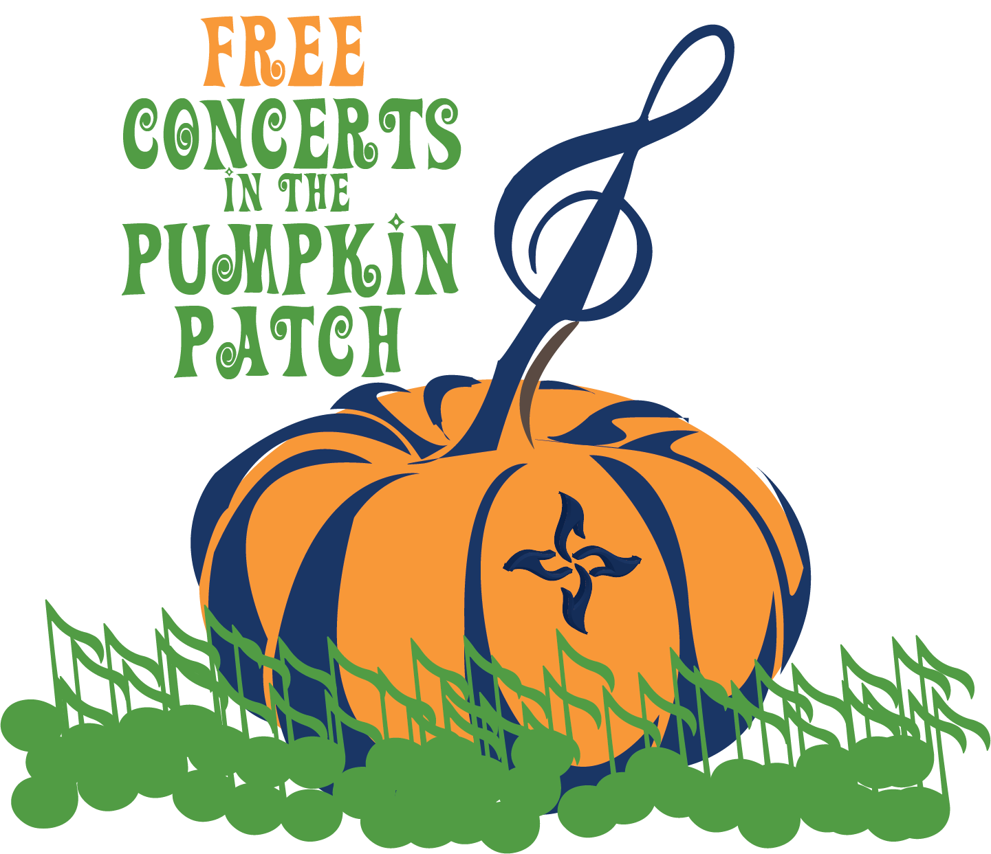 Free Concerts in the Pumpkin Patch