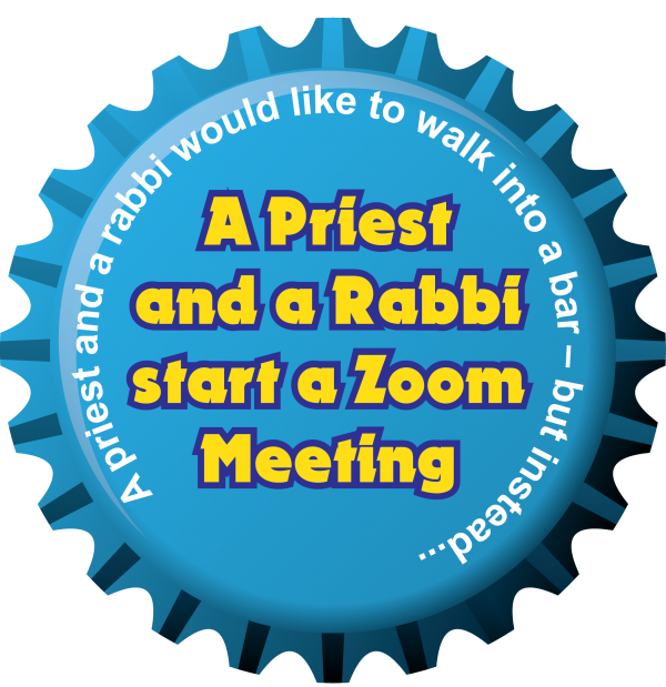 A Priest & a Rabbi: Discussions of Lament & Joy in this time of pandemic